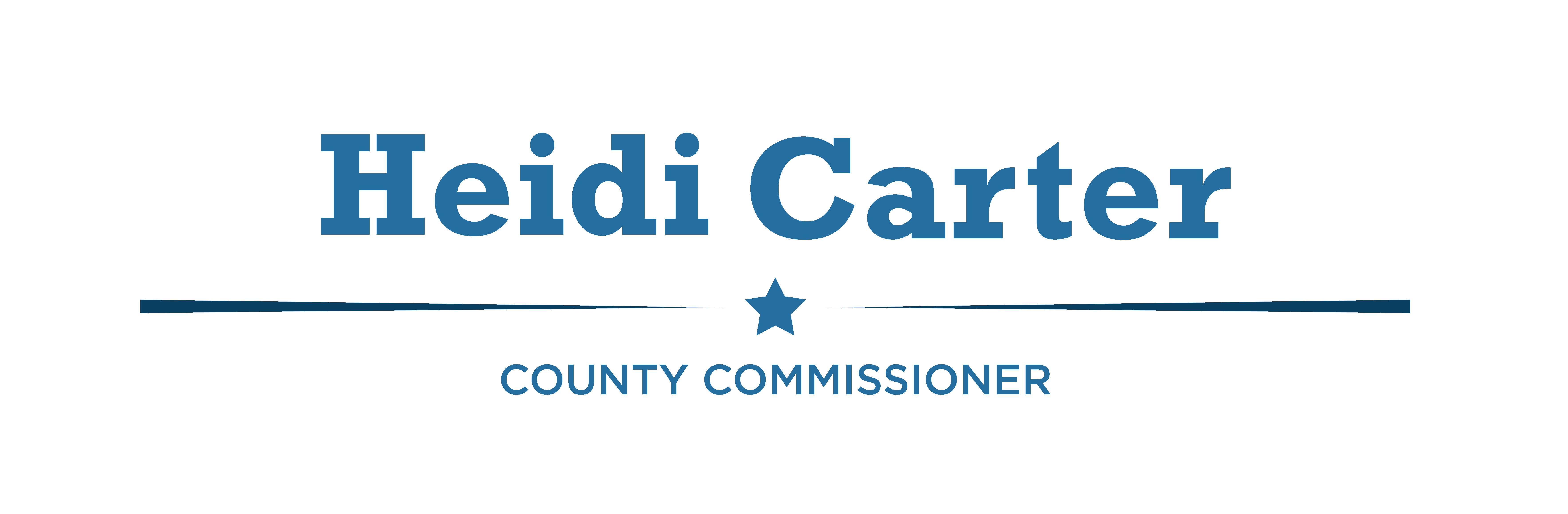 Heidi Carter for County Commissioner